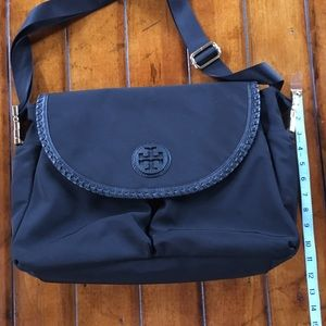 Tori Burch Diaper/Messenger Bag